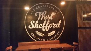 West Shefford Brewing logo