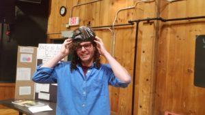 Ben with hat